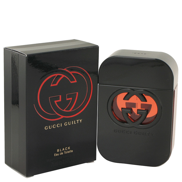 Gucci Guilty Black Perfume (2013)