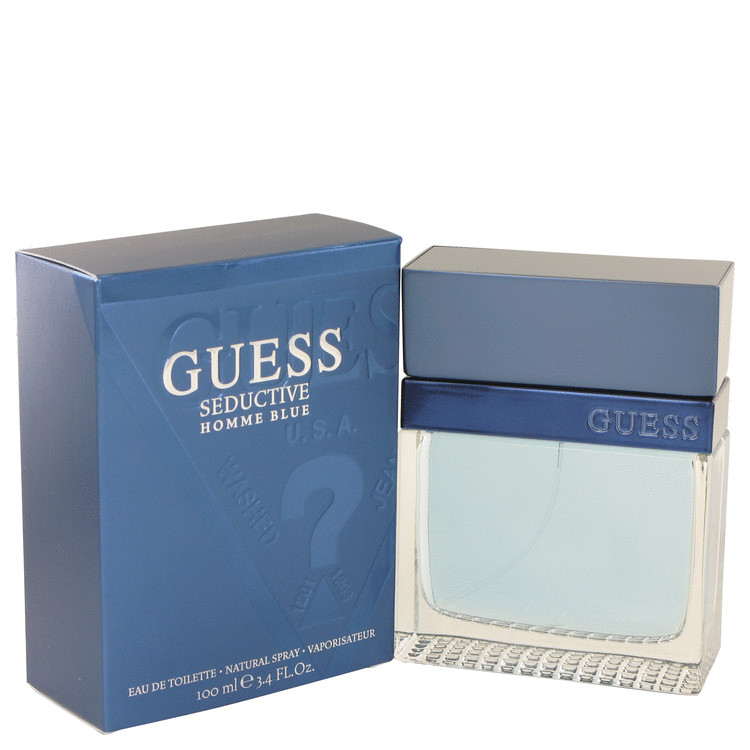 Guess Seductive Homme Blue (2012)