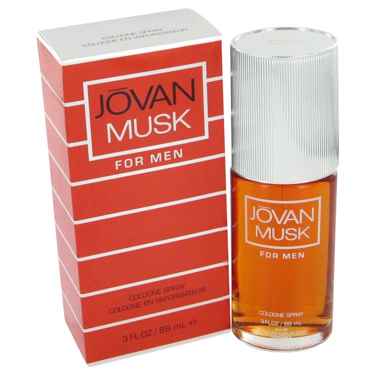 Jovan Musk Cologne [1974]