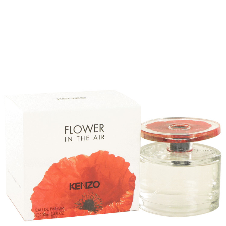 Kenzo Flower In The Air (2014)
