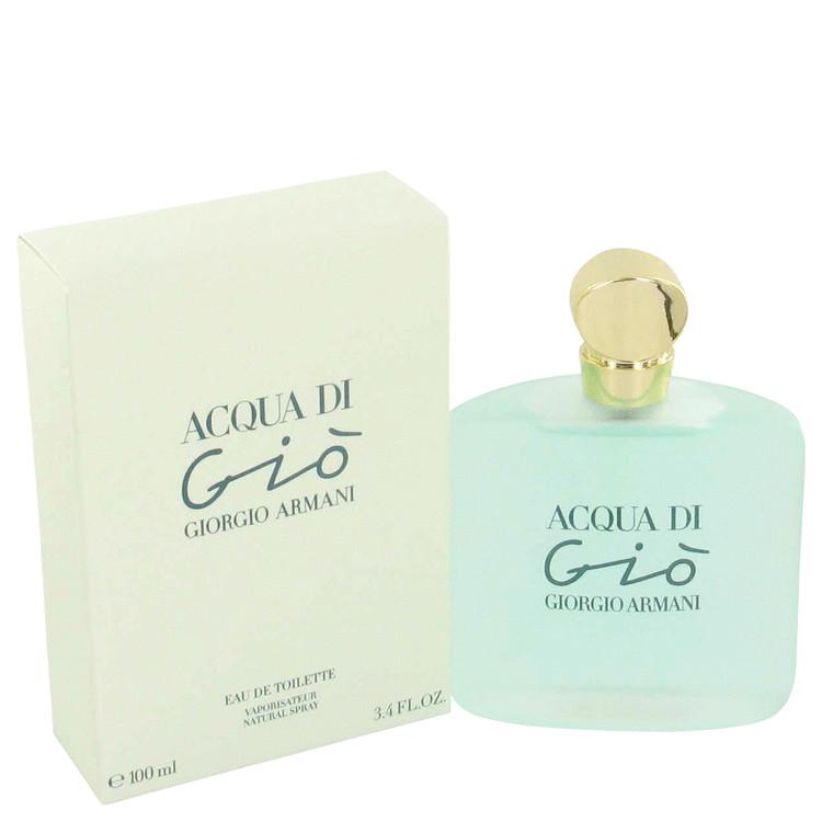 Acqua Di Gio Pour Femme (1995)