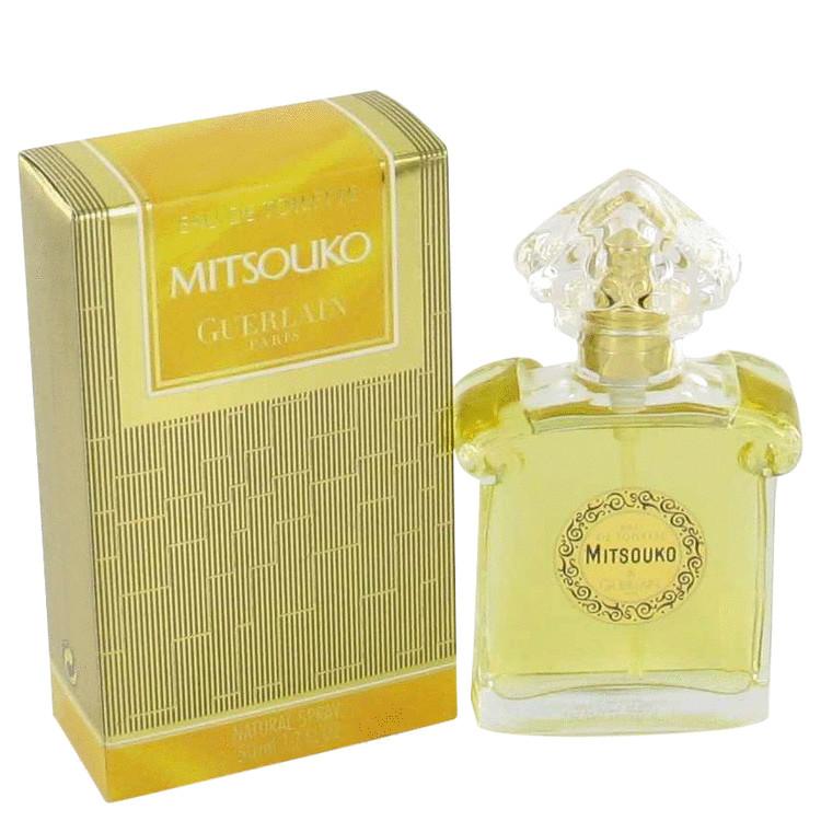 Guerlain Mitsouko Perfume (Released 1909)