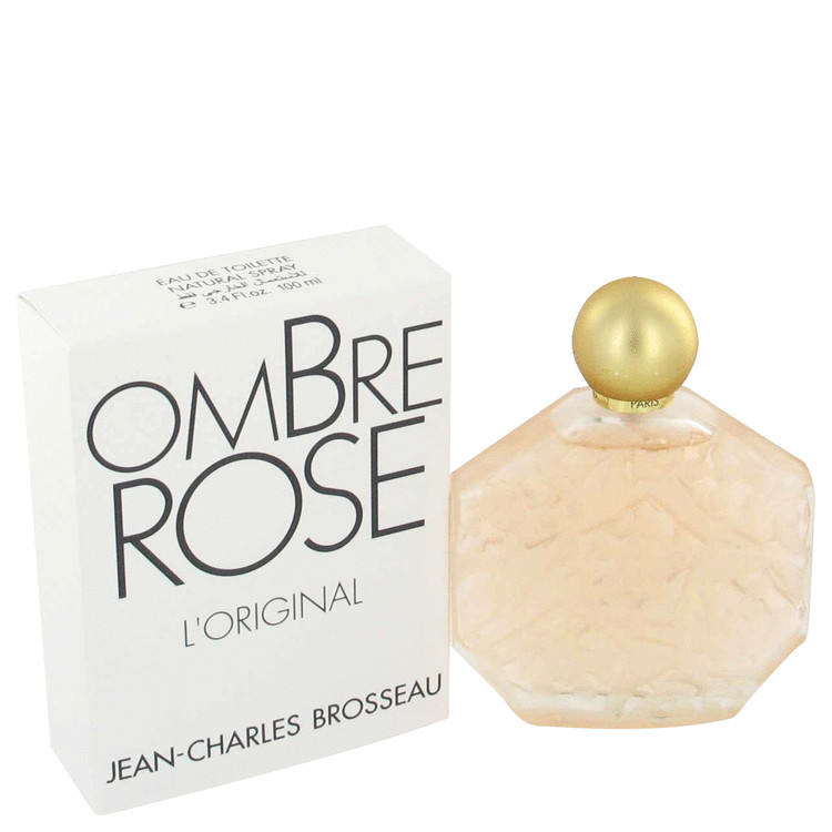 Ombre Rose Perfume (1981)