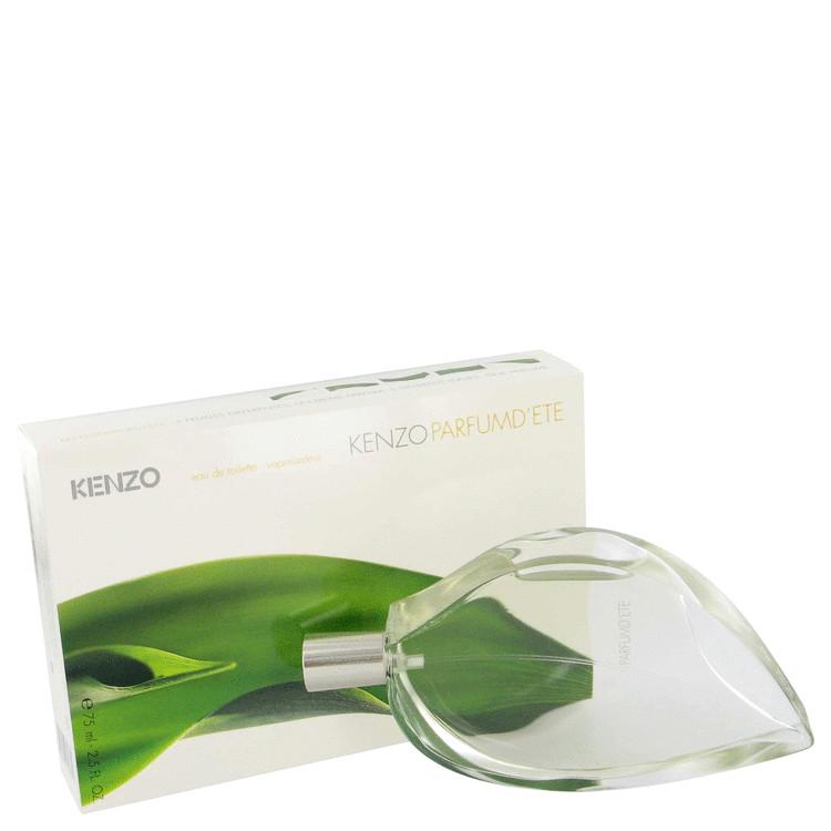Kenzo Parfum D'ete (Year 2002)
