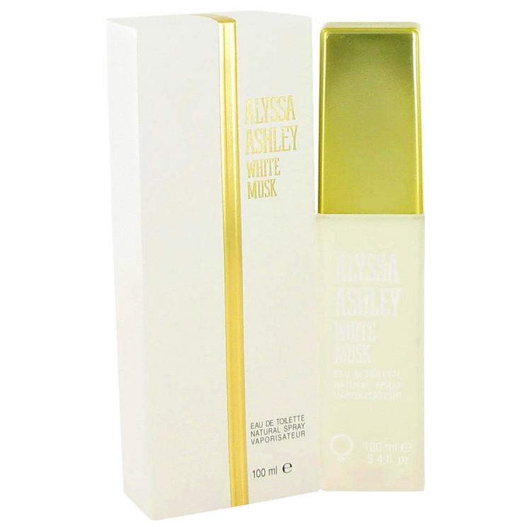Alyssa Ashley White Musk Perfume