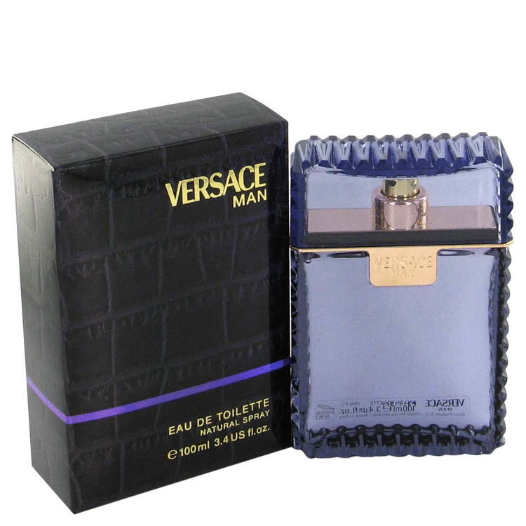 Versace Man Cologne (Released 2003)