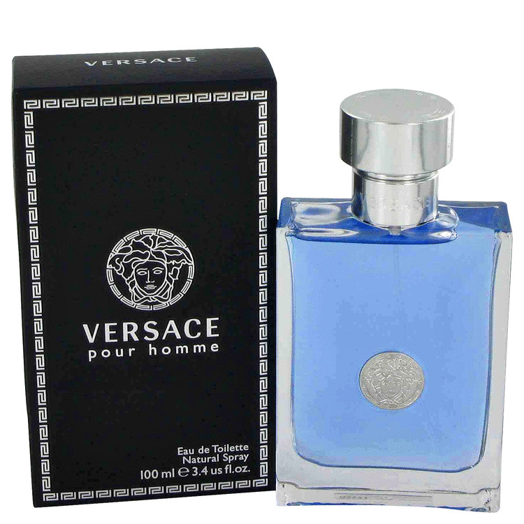 Versace Pour Homme Cologne (Year 2008)