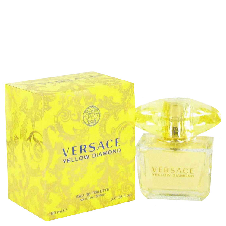 Versace Yellow Diamond (2012)