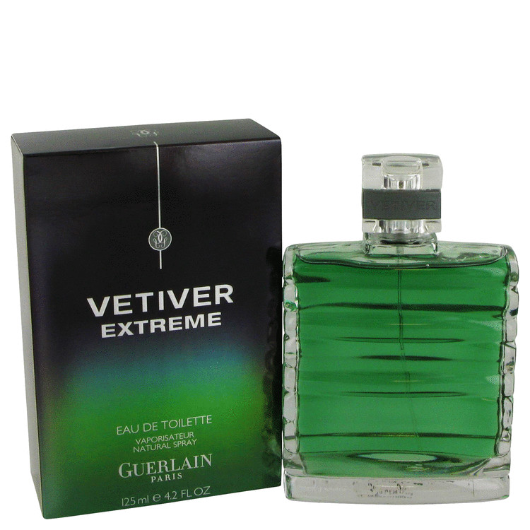 Vetiver Extreme Cologne (2007)