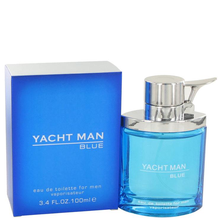 Yacht Man Blue Cologne