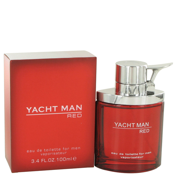 Yacht Man Red - 2003