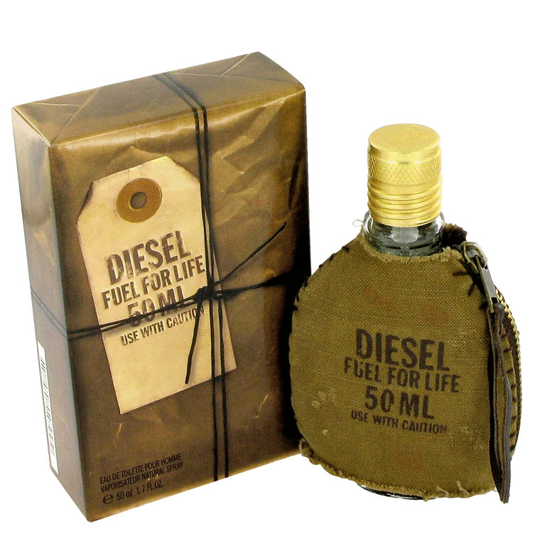 Diesel Fuel For Life Cologne (2007)