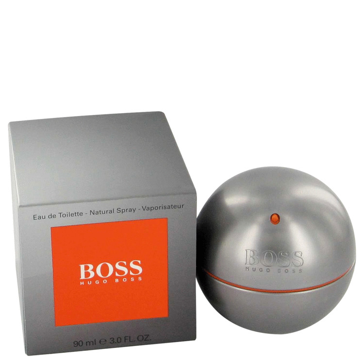 Boss In Motion Blue (Limited Edition 2004)