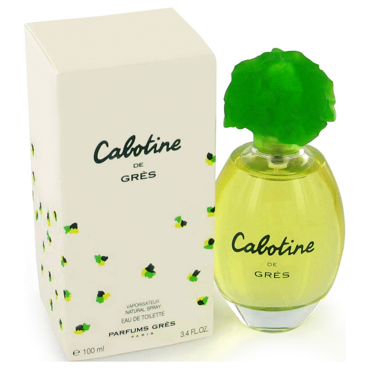 Cabotine Perfume (1990)