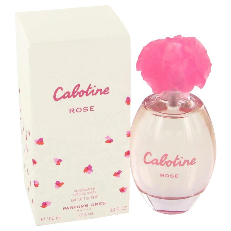 Cabotine Rose Perfume (2002)