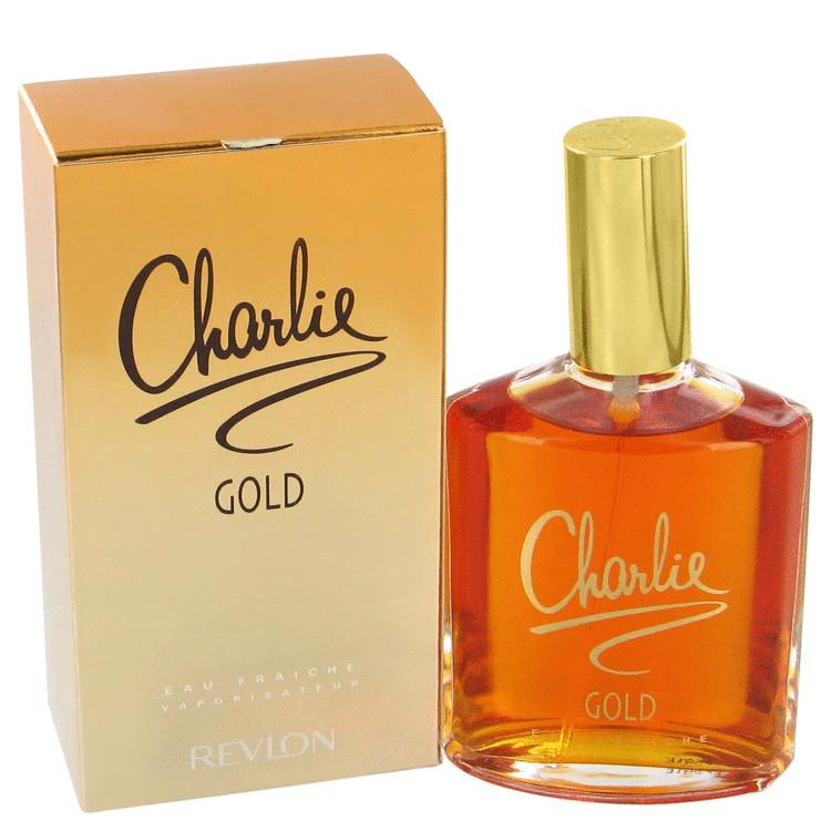Charlie Gold Perfume (Year 1995)