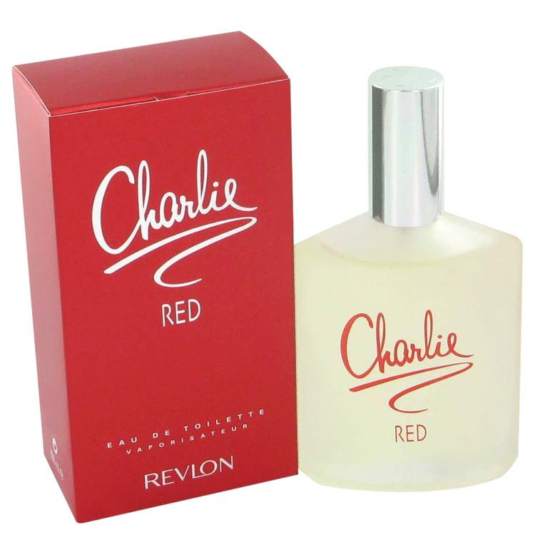 Charlie Red Perfume (Year 1993)