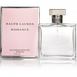 Romance for Women 100ml Eau De Parfum Spray (EDP) by Ralph Lauren