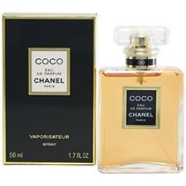 Coco  for Women <b>50ml</b> Eau De Parfum Spray (EDP) by <b>Chanel</b>