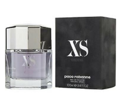 XS Pour Homme  for Men 100ml Eau De Toilette (EDT) by Paco Rabanne