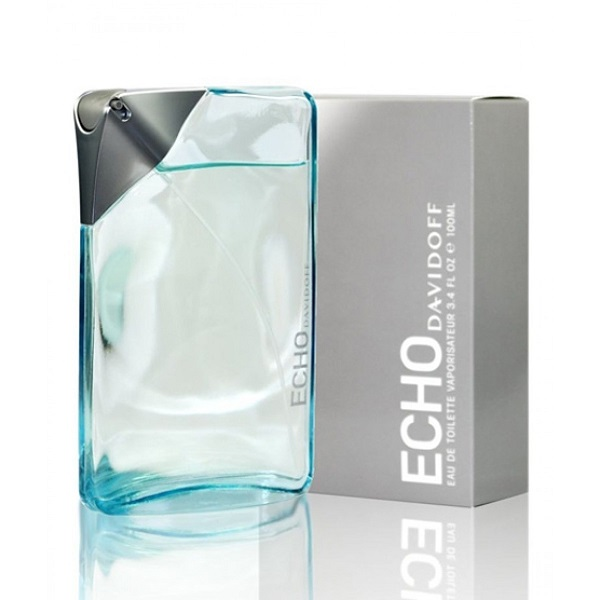 Davidoff Echo for Men 100ml Eau De Toilette Spray (EDT) by Davidoff