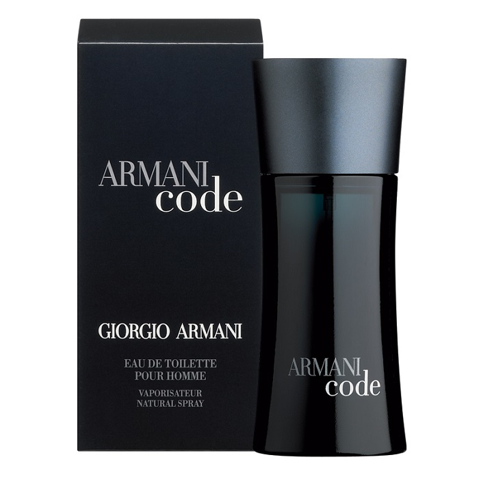 Armani Code Black for Men <b>75ml</b> Eau de Toilette (EDT) by <b>Giorgio Armani</b>