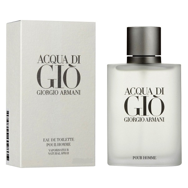 Acqua Di Gio Pour Homme for Men 100ml Eau de Toilette (EDT) by Giorgio Armani