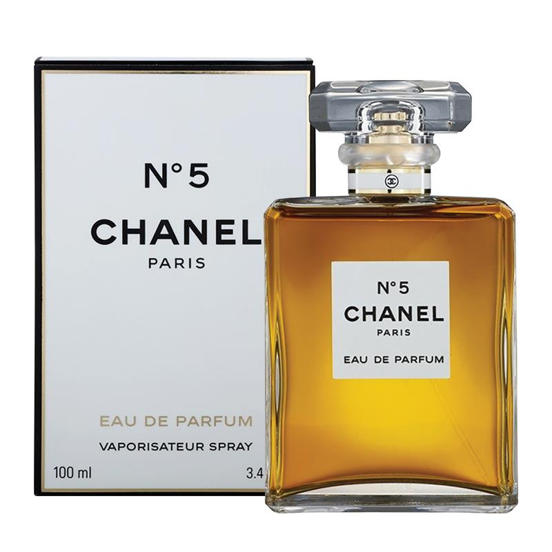 Chanel No.5 for Women 100ml Eau de Parfum (EDP) by Chanel