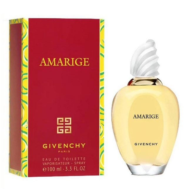 Amarige for Women* <b>100ml</b> Eau De Toilette (EDT) by <b>Givenchy</b>