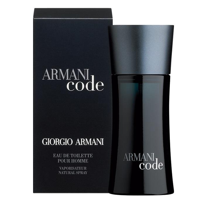 Armani Code Pour Homme for Men 50ml Eau de Toilette (EDT) by Giorgio Armani
