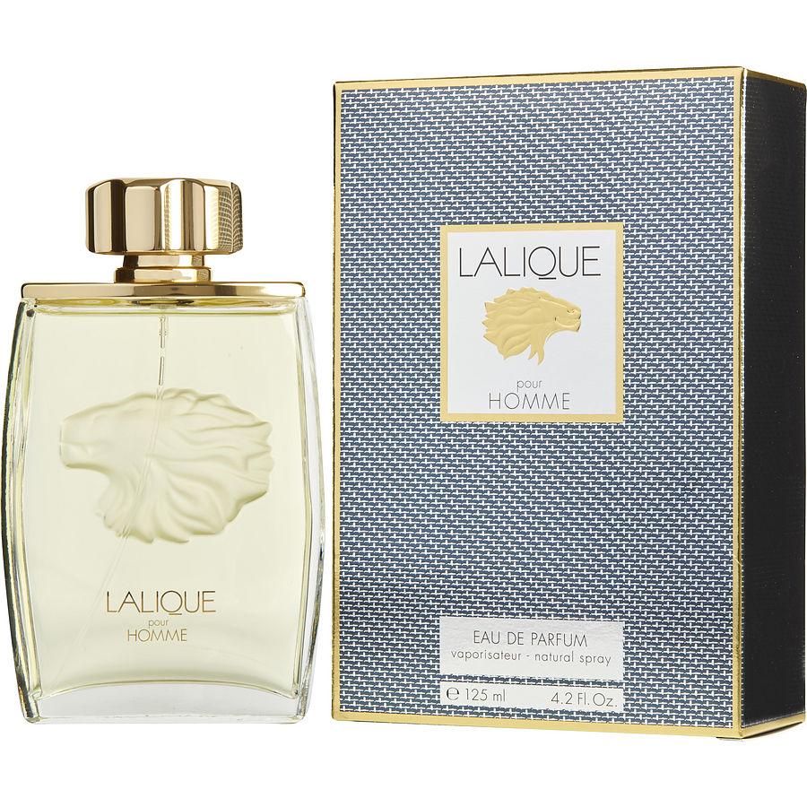 Lalique Pour Homme for Men 125ml Eau de Parfum (EDP) by Lalique