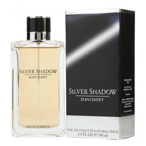 Silver Shadow for Men 100ml Eau De Toilette (EDT) by Davidoff