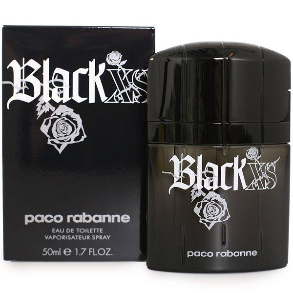 Black XS (Original Packaging) for Men 50ml Eau De Toilette (EDT) by Paco Rabanne