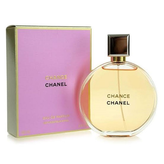 Chance for Women 50ml Eau De Parfum Spray (EDP) by Chanel