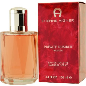 Private Number for Women 100ml Eau De Toilette (EDT) by Etienne Aigner