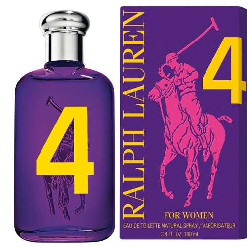 Big Pony Purple No 4 for Women 100ml Eau De Toilette (EDT) by Ralph Lauren