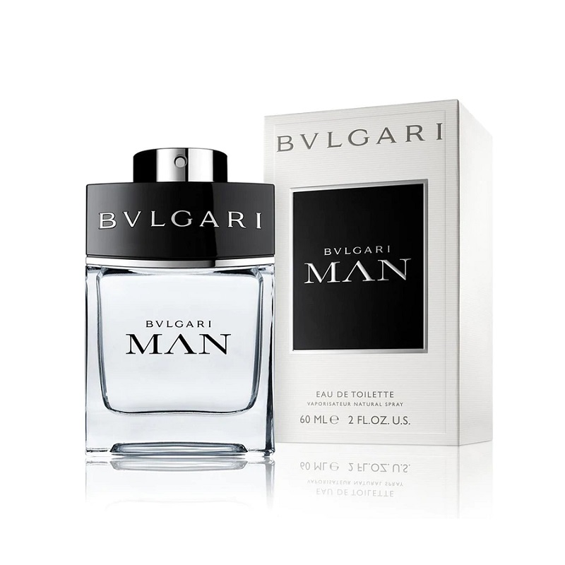 Bvlgari Man for Men 60ml Eau De Toilette (EDT) by Bvlgari