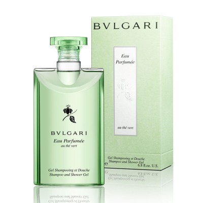 Bvlgari Eau Parfumee Au The Vert Shampoo for Women 200ml by Bvlgari