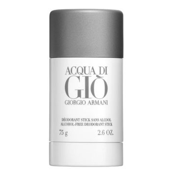 Acqua Di Gio for Men 75g Deodorant Stick by Giorgio Armani