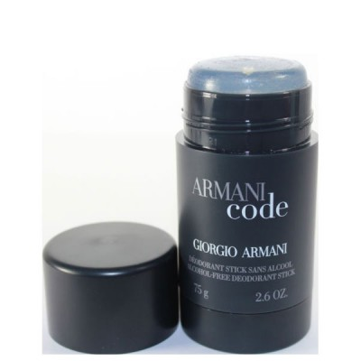 Code Black Deodorant Stick for Men <b>75g</b> by <b>Giorgio Armani</b>