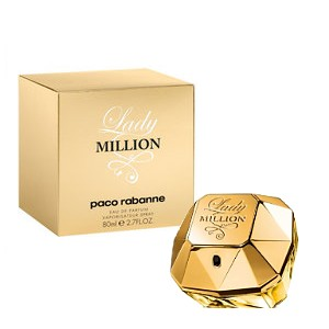 Lady Million for Women 80ml Eau De Toilette (EDT) by Paco Rabanne