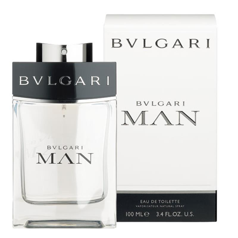 Bvlgari Man for Men 100ml Eau De Toilette (EDT) by Bvlgari