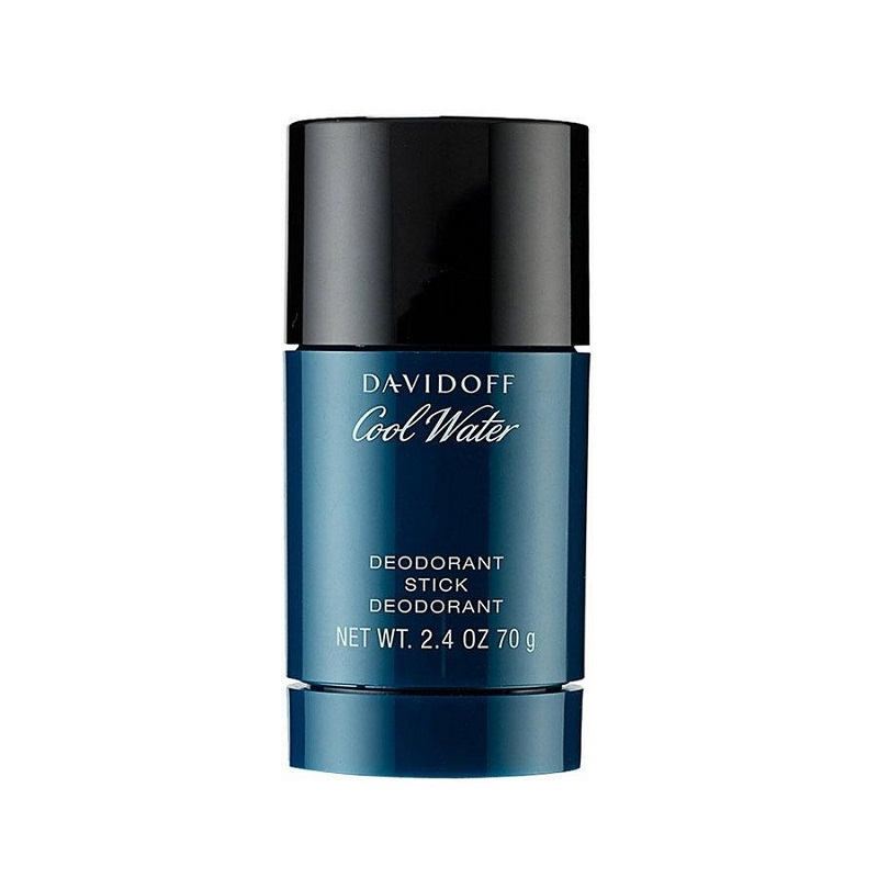Cool Water Deodorant Stick for Men 75g by Davidoff
