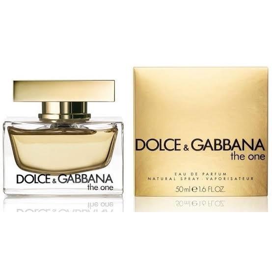 34e80c520d20 D G The One for Women  b 50ml  b  Eau de Parfum (EDP) by  b Dolce   Gabbana   b
