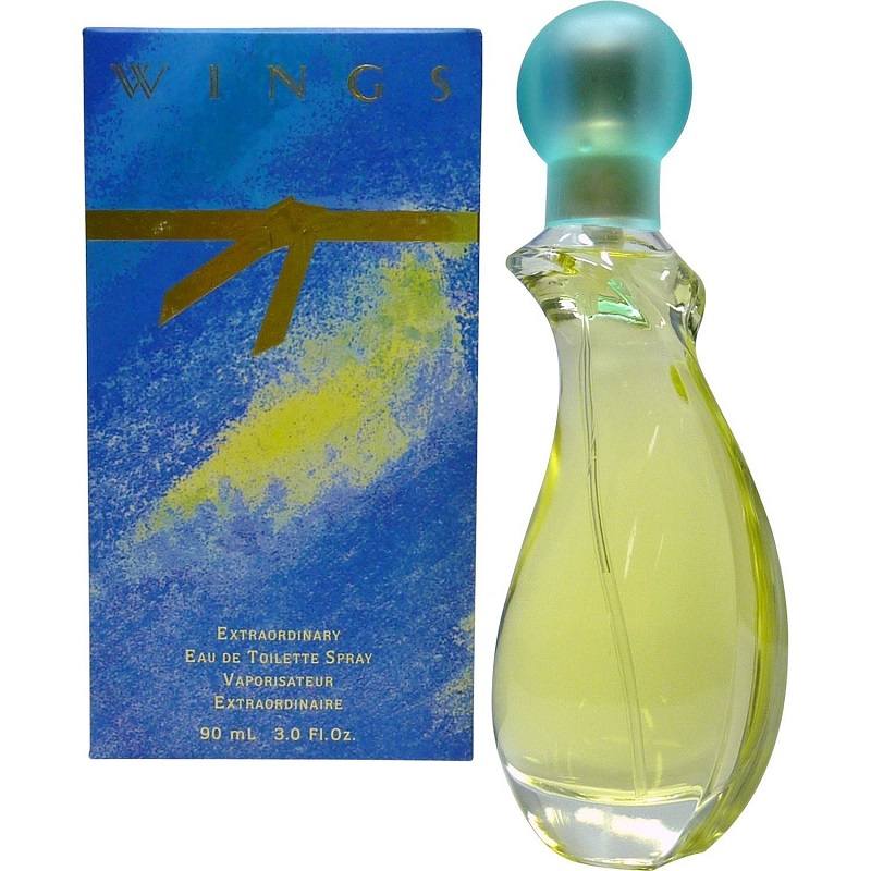 Wings for Women 90ml Eau de Toilette (EDT) by Giorgio Beverly Hills