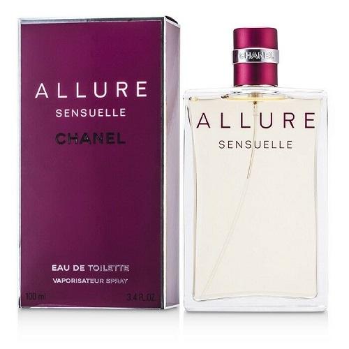 Allure Sensuelle for Women 100ml Eau de Toilette (EDT) by Chanel