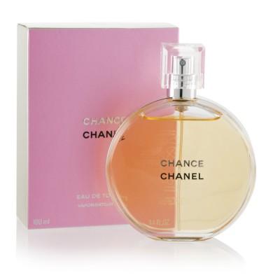 Chance  for Women <b>100ml</b> Eau De Toilette Spray (EDT) by <b>Chanel</b>