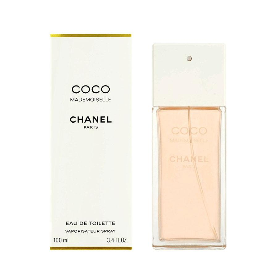 Coco Mademoiselle  for Women <b>100ml</b> Eau De Toilette Spray (EDT) by <b>Chanel</b>