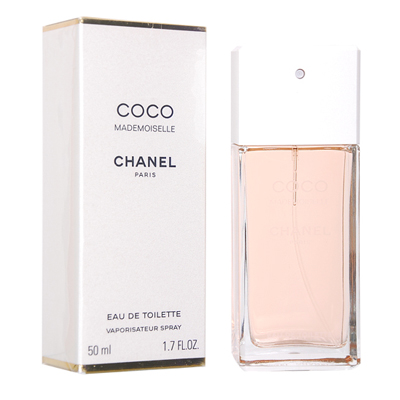 Coco Mademoiselle for Women 50ml Eau De Toilette Spray (EDT) by Chanel