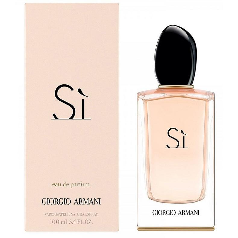 Armani Si Eau De Parfum (2013)